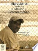 Libro de Migraciones En El Sur De México Y Centroamérica