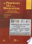 Libro de El Programa 3×1 Para Migrantes
