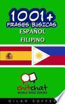Libro de 1001+ Frases Básicas Español   Filipino