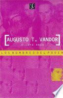 Libro de Augusto T. Vandor