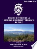 Libro de Boletín Histórico De La Sociedad De Historia Y Geografía De Chile. Tomo Xvii
