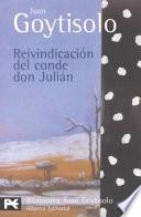 Libro de Reivindicación Del Conde Don Julián
