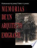Libro de Memorias De Un Arquitecto Emigrante