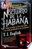 Libro de Nocturno De La Habana