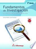 Libro de Fundamentos De Investigación   Un Enfoque Por Competencias 2a Edición