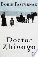 Libro de Doctor Zhivago