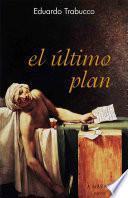 Libro de El último Plan