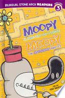 Libro de Moopy El Monstruo Subterrˆneo/moopy The Underground Monster