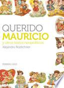 Libro de Querido Mauricio