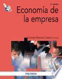 Libro de Economía De La Empresa