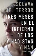 Libro de Esclava Del Terror