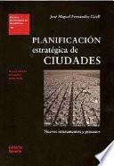 Libro de Planificación Estratégica De Ciudades