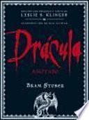 Libro de Drácula Anotado