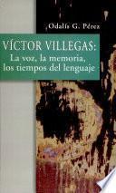 Libro de Víctor Villegas