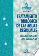 Libro de Tratamiento Biológico De Las Aguas Residuales