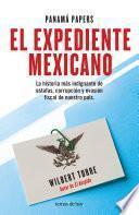 Libro de Panamá Papers. El Expediente Mexicano