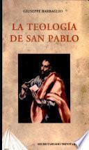 Libro de La Teología De San Pablo