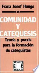 Libro de Comunidad Y Catequesis