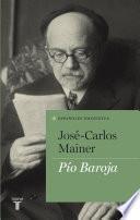 Libro de Pío Baroja (españoles Eminentes)