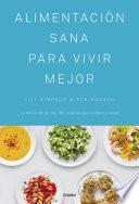 Libro de Alimentación Sana Para Vivir Mejor