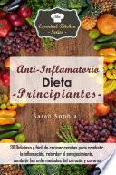 Libro de Dieta Antiinflamatoria Para Principiantes
