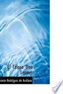 Libro de El Celoso Don Lesmes