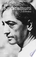 Libro de Krishnamurti