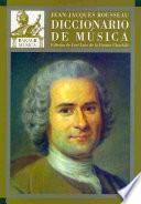 Libro de Diccionario De Música
