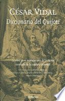 Libro de Diccionario Del Quijote