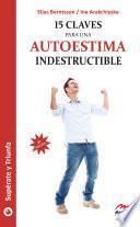 Libro de 15 Claves Para Una Autoestima Indestructible