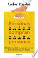 Libro de Personas Compran Personas