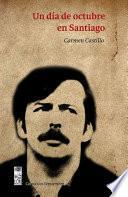 Libro de Un Día De Octubre En Santiago