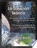 Libro de La Solución Teórica