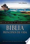 Libro de Biblia Principios De Vida