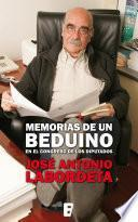 Libro de Memorias De Un Beduino