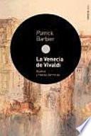 Libro de La Venecia De Vivaldi