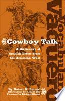 Libro de Vocabulario Vaquero/cowboy Talk