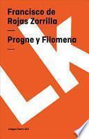 Libro de Progne Y Filomena