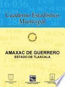 Libro de Amaxac De Guerrero Estado De Tlaxcala. Cuaderno Estadístico Municipal 1996