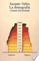 Libro de La Demografía