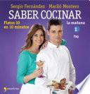 Libro de Saber Cocinar Platos 10 En 10 Minutos