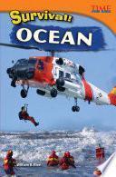 Libro de ¡supervivencia! Océano (survival! Ocean)