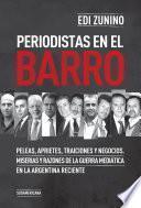 Libro de Periodistas En El Barro