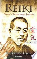 Libro de Reiki Sistema Tradicional Japones/reiki Traditional Japanese System