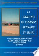 Libro de La Migración De Europeos Retirados En España