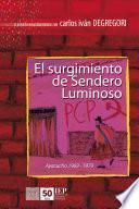 Libro de El Surgimiento De Sendero Luminoso