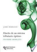 Libro de Diseño De Un Sistema Tributario óptimo