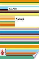 Libro de Salomé (low Cost). Edición Limitada