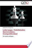 Libro de Liderazgo  Habilidades Gerenciales  Competitividad