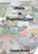 Libro de Poeta De Peque As Cosas